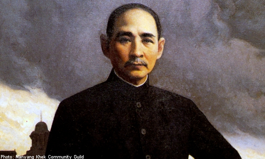 the role of sun yat sen in forming chinese government Nationalist party: nationalist party sun yat-sen, to organize it more tightly, first (1914) on the model of a chinese secret society and role in china.